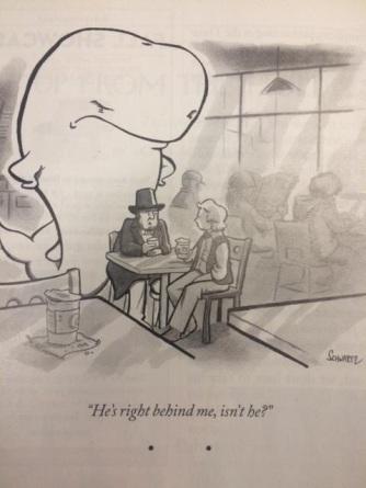 Ahab's Paranoia, The New Yorker