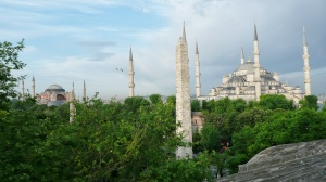 The Hippodrome and the Blue Mosque