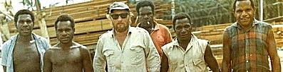 Dermott In Bougainville
