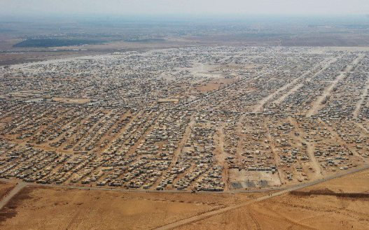 Zaatari-refugee-camp 3 July 2013