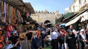 Damascus Gate Thursday