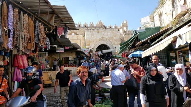 Damascus Gate Thursday