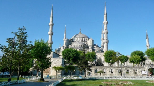 The Sulaymaniya Mosque