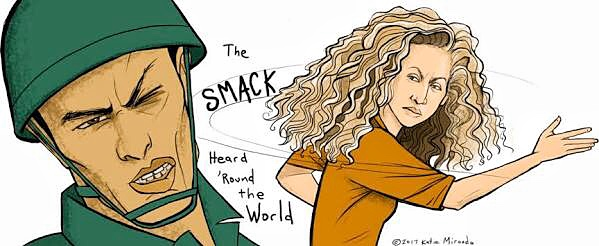 Ahed Tamimi – a family affair