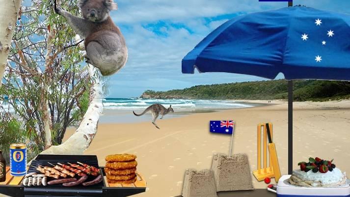 We've got them Australia Day blues