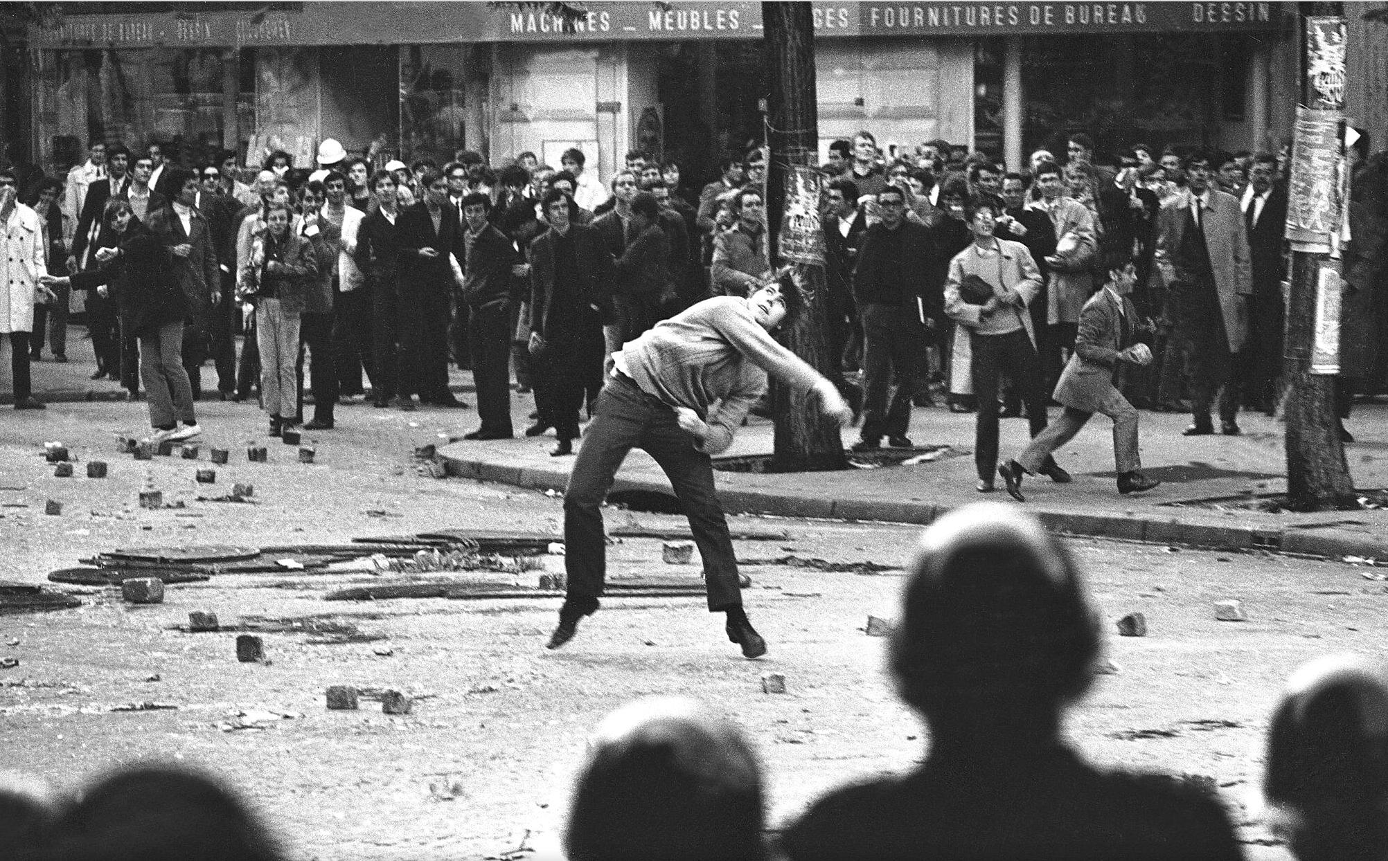 Springtime in Paris – remembering May '68