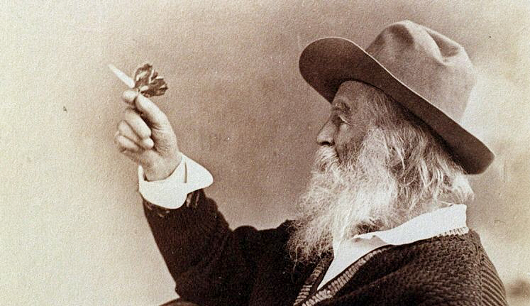 I hear America singing – happy birthday Walt Whitman