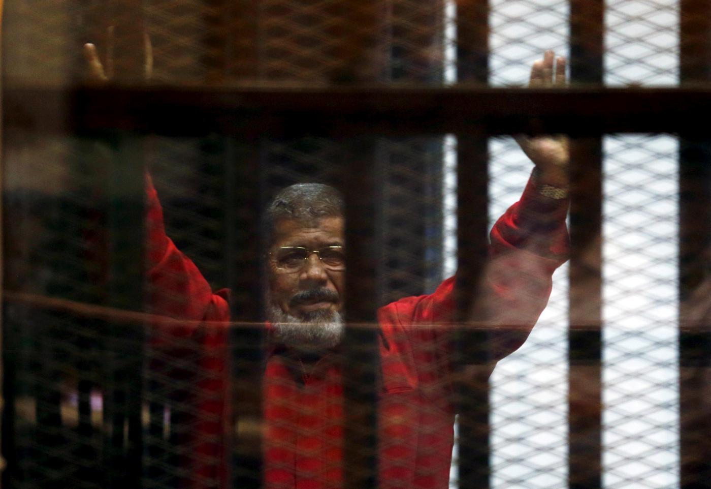 Nowhere Man – the lonesome death of Mohamed Morsi