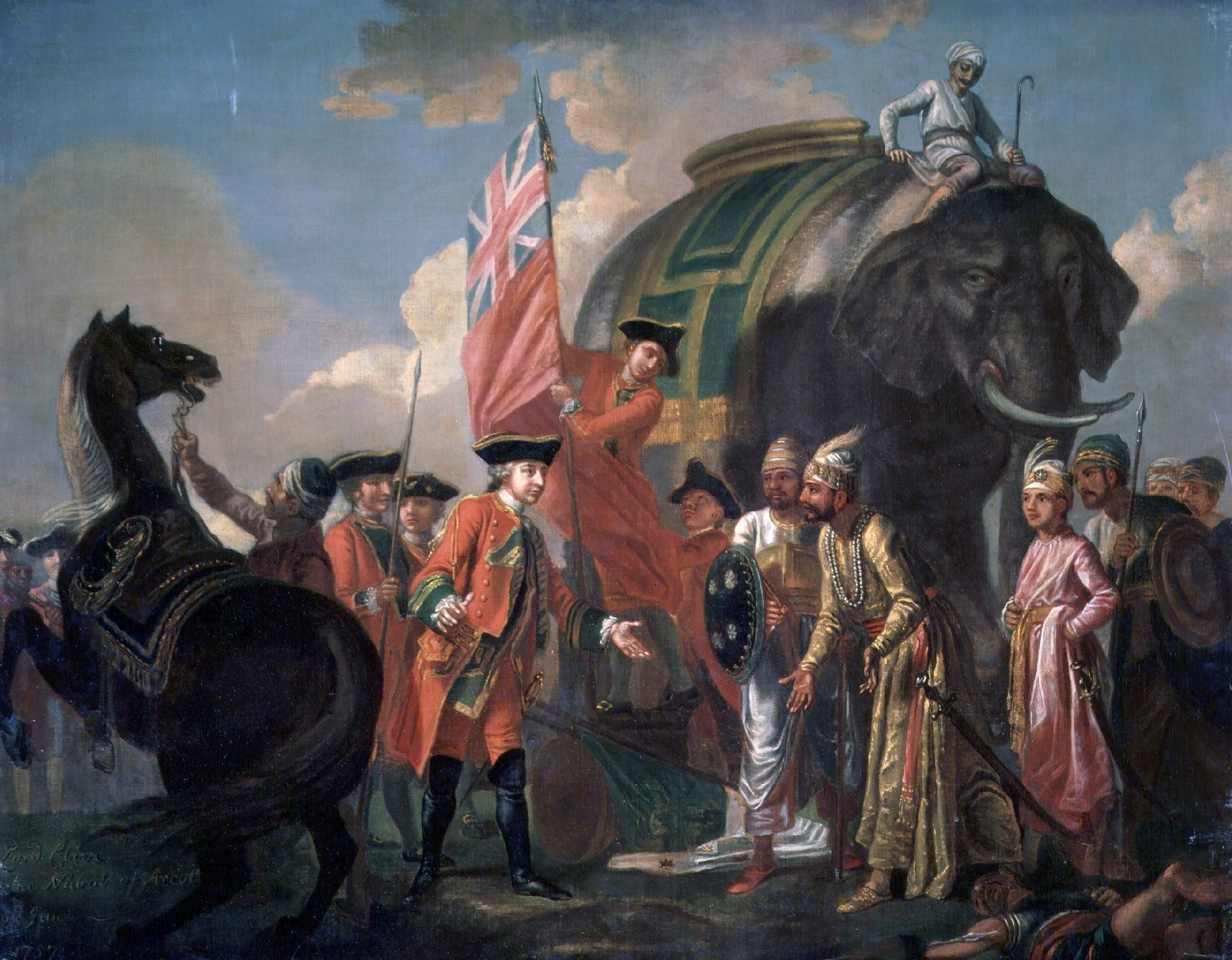 Bad company – how Britain conquered India