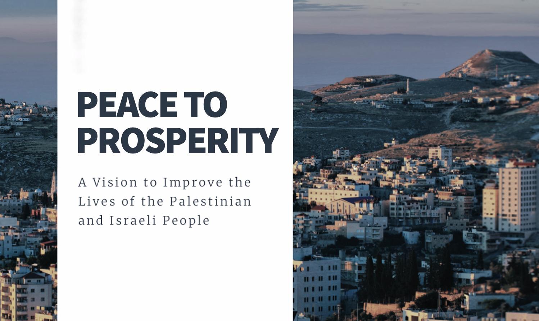 Clouded Vision – no peace, no plan, no Palestine, no point