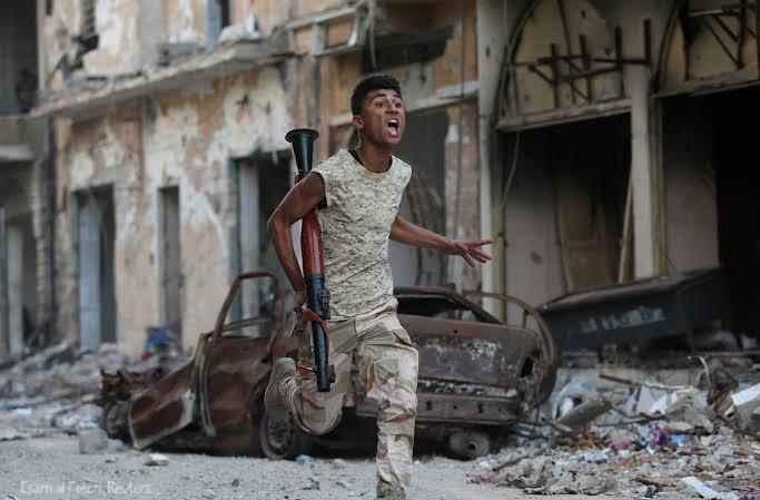 Tangled 2 – Libya's bloody circus rolls on